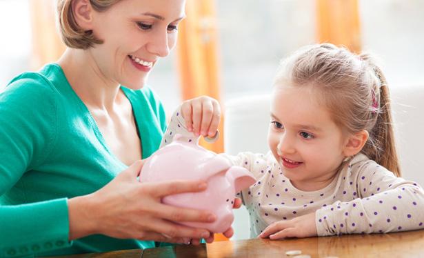 Geld anlegen für den Nachwuchs