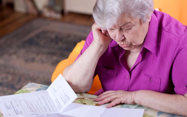 Steuererklärung bei Rentnern - wann ist eine abzugeben?