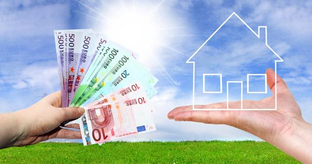Baufinanzierung mit einem Bausparvertrag